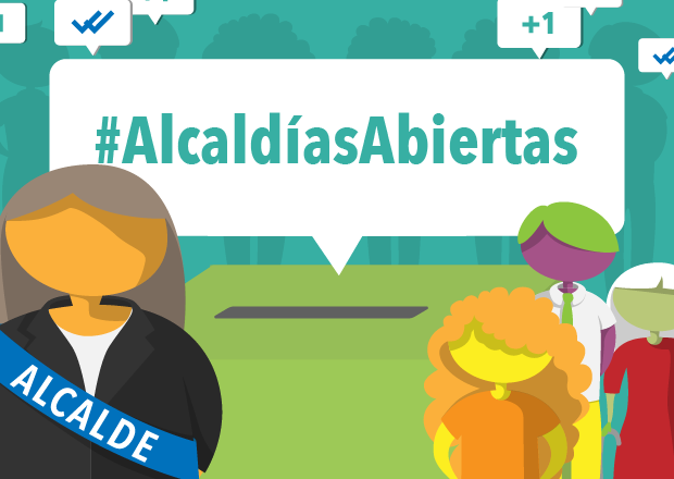 #AlcaldiasAbiertas