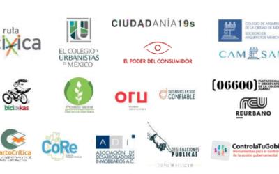 Organizaciones de la Sociedad Civil, Académicos y Colegios de Profesionistas presentan propuestas para la conformación del Instituto de Planeación Democrática (4)