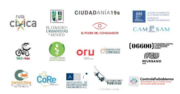 Organizaciones de la Sociedad Civil, Académicos y Colegios de Profesionistas presentan propuestas para la conformación del Instituto de Planeación Democrática