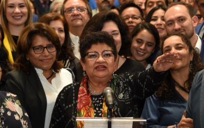 OPACA Y VICIADA LA DESIGNACIÓN DE LA FISCAL GENERAL DE LA CDMX
