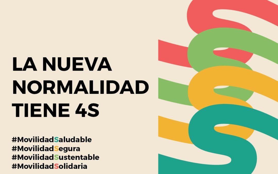 RUTA CÍVICA PARTICIPA EN ELABORACIÓN DE #Movilidad4S y SEDATU LA RETOMA COMO ESTRATEGIA POST-COVID