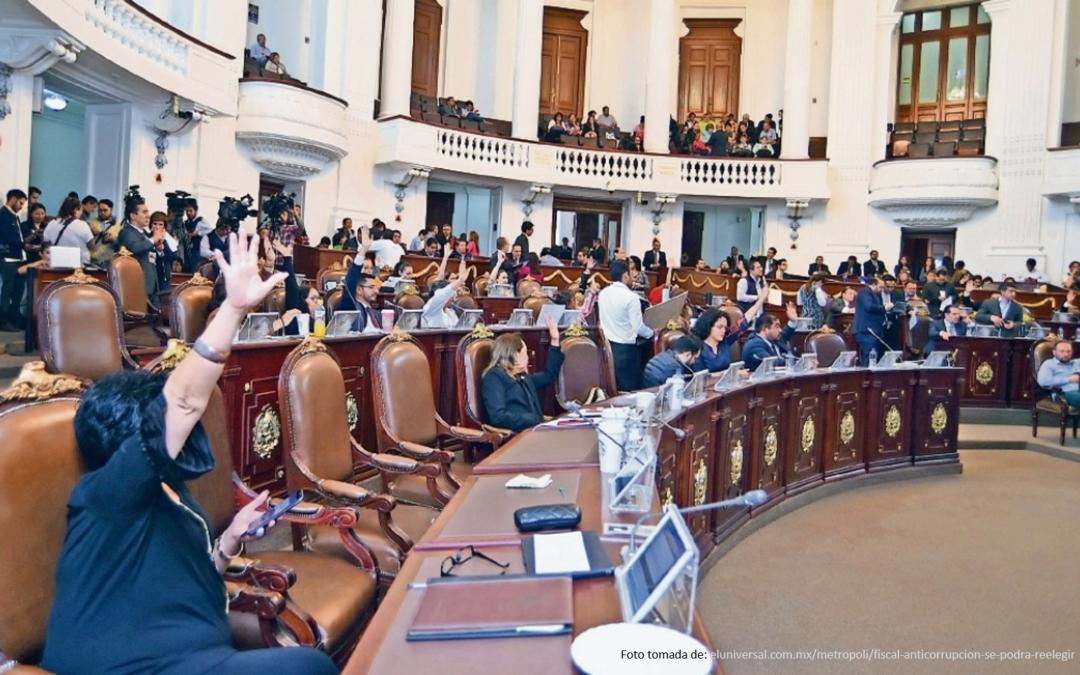 EXIGEN ACCIONES CONTUNDENTES PARA COMBATE Y PREVENCIÓN DE LA CORRUPCIÓN EN CDMX