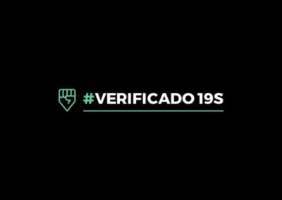 #Verificado19s