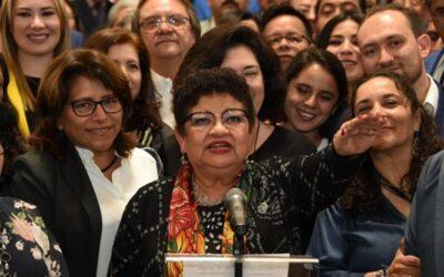 """RUTA CÍVICA SEÑALA PROCESO """"A MODO"""" EN DESIGNACIÓN DE LA NUEVA FISCAL GENERAL DE LA CIUDAD DE MÉXICO"""
