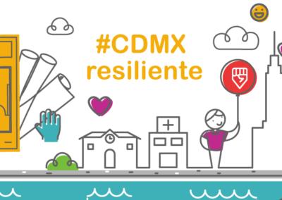 #CDMXresiliente