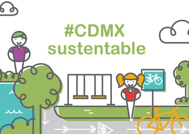 #CDMXsustentable