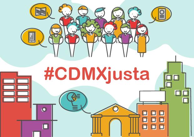 #CDMXjusta