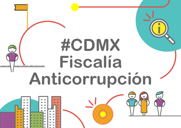#CDMXFiscalíaAnticorrupción