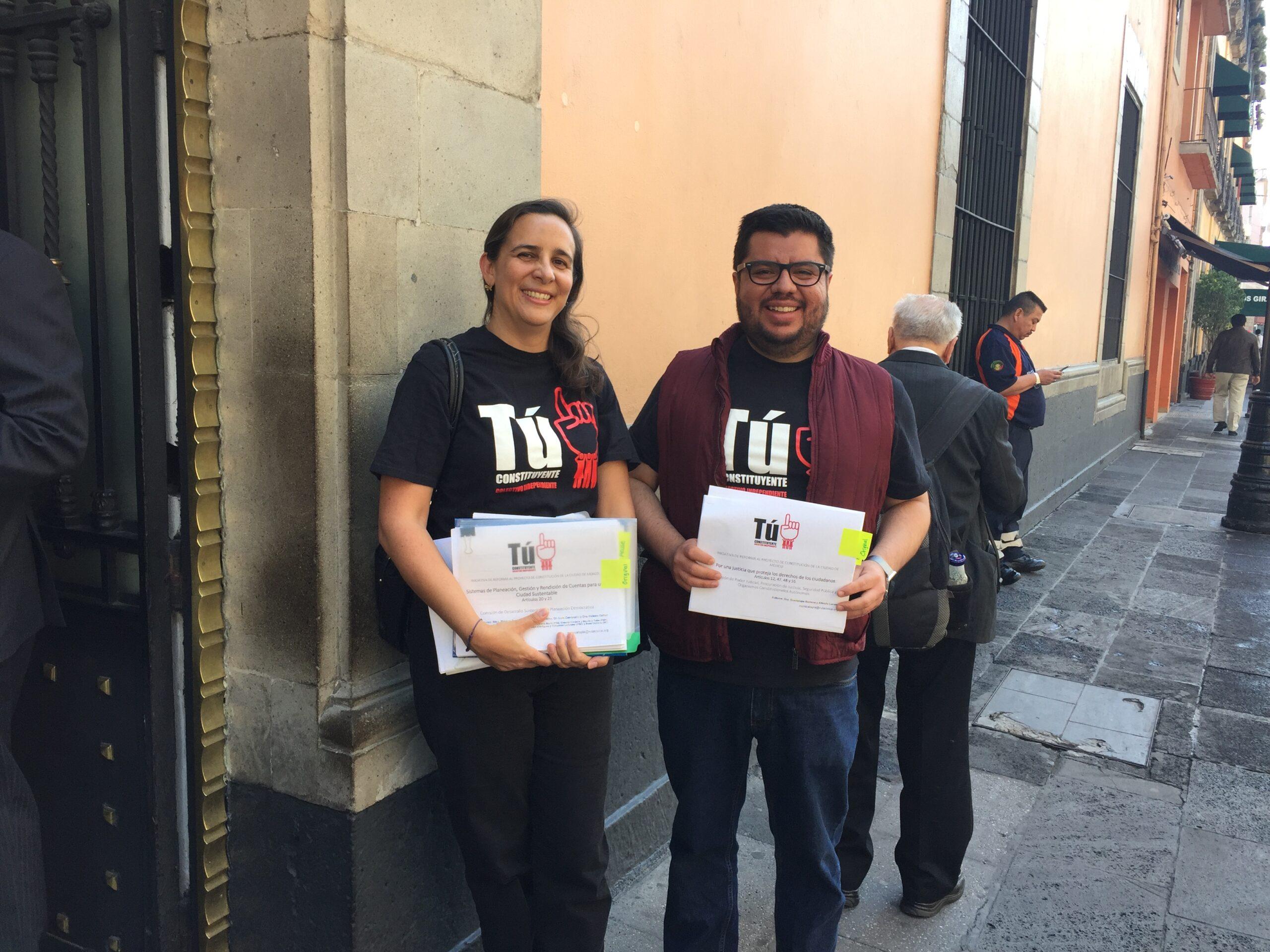 LA PLANEACIÓN DE LA CIUDAD Y LAS ALIANZAS MULTISECTORIALES. PROPUESTAS PARA LA CONSTITUCIÓN DE LA CIUDAD DE MÉXICO