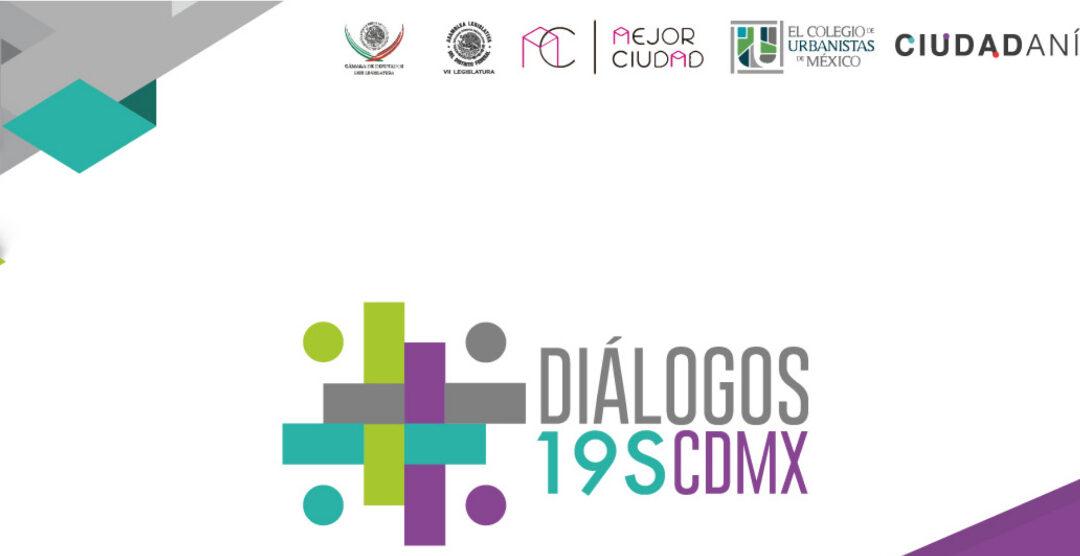 DIÁLOGOS19s, RECOMENDACIONES PARA MEJORAR POLÍTICAS DE RECONSTRUCCIÓN