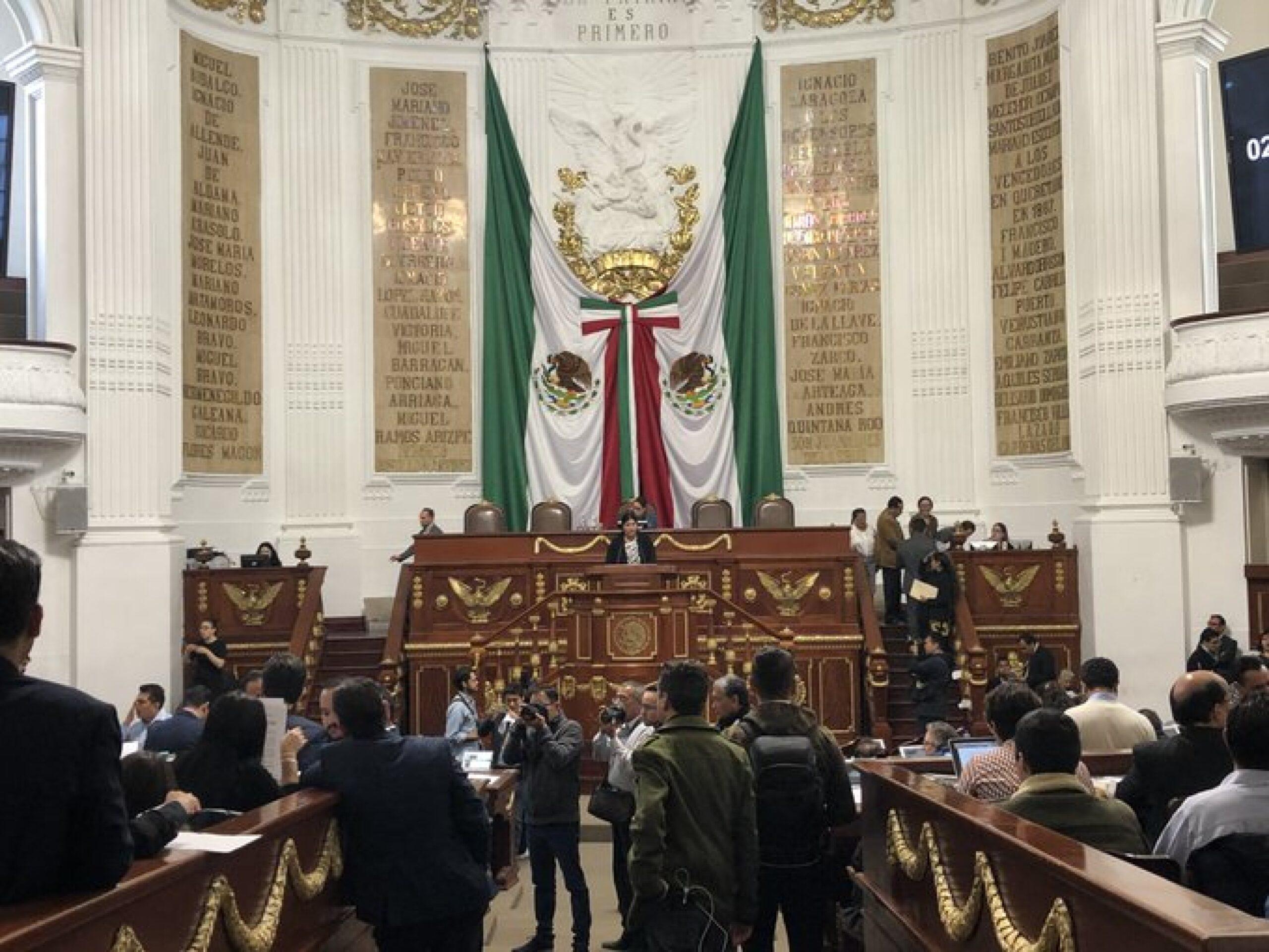 CONGRESO DE LA CIUDAD DE MÉXICO APRUEBA LEY DE PLANEACIÓN