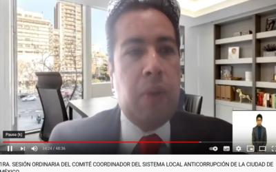 Instituto de Transparencia (INFOCdMx) cubre opacidad del Comité de Participación Ciudadana (CPC) del Sistema AntiCorrupción